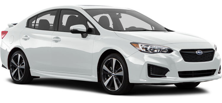 2019 Subaru Impreza 2.0i Sport 4D Sedan