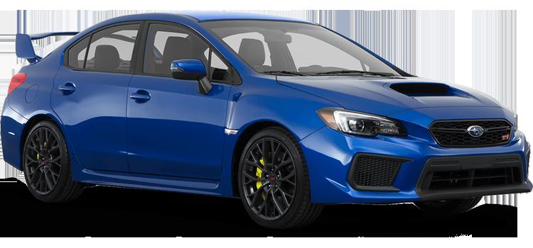 2019 Subaru WRX STi 4D Sedan