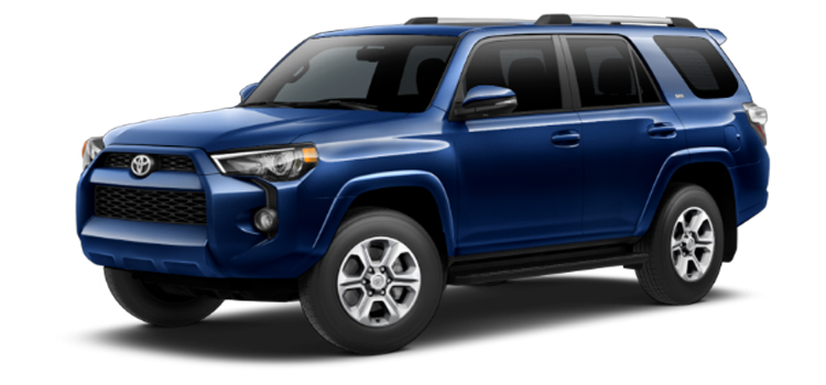 4 Runner >> 2019 Toyota 4runner At Sterling Mccall Toyota Move Over Mountains