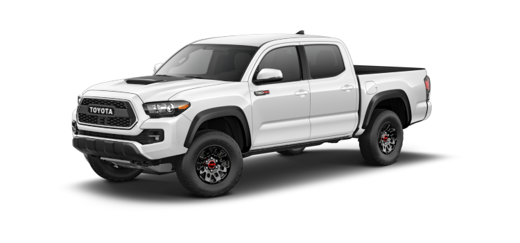 2019 Toyota Tacoma Double Cab At Sterling Mccall Toyota The