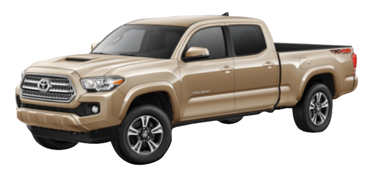 2019 Toyota Tacoma Double Cab At Sterling Mccall Toyota The Iconic