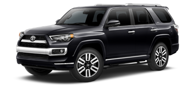 2019 Toyota 4Runner Limited 2WD