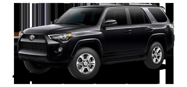 2019 Toyota 4Runner SR5 Premium 4D Sport Utility