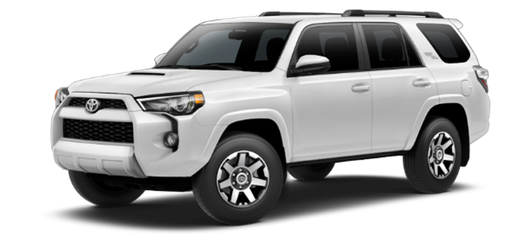 2019 Toyota 4Runner 4.0L V6 TRD Off-Road
