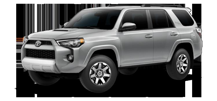 2019 Toyota 4Runner TRD Off-Road 4D Sport Utility