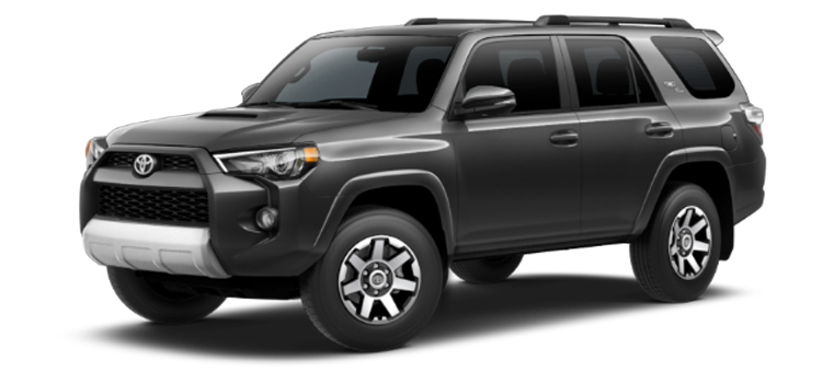 2019 Toyota 4Runner 4.0L V6 TRD Off-Road Premium