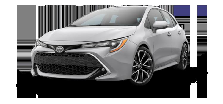 2019 Toyota Corolla Hatchback XSE Manual