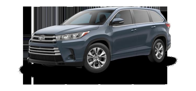 2019 Toyota Highlander V6 LE