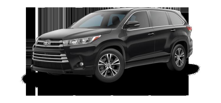 2019 Toyota Highlander LE Plus V6 FWD