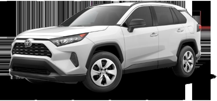 Toyota Rav 4 Le >> New 2019 Toyota Rav4 Le Vin 2t3f1rfv1kc046807