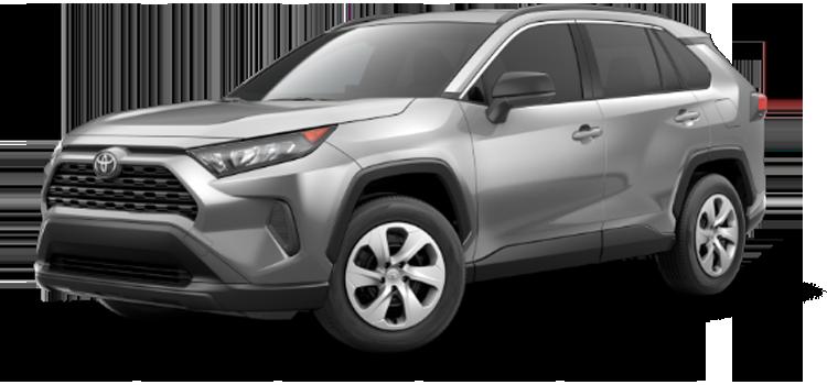 2019 Toyota RAV4 LE 4D Sport Utility