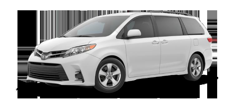 2019 Toyota Sienna LE FWD 8-Passenger