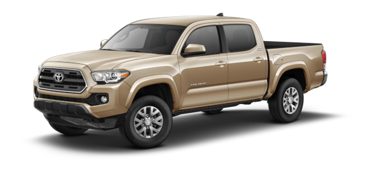2019 Toyota Tacoma 2WD SR5 Double Cab 5' Bed I4 AT