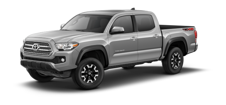 2019 Toyota Tacoma TRD Offroad 4D Double Cab