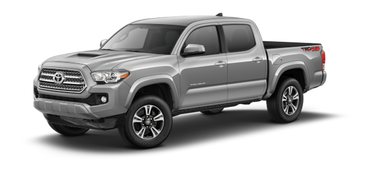 2019 Toyota Tacoma TRD Sport 4D Double Cab