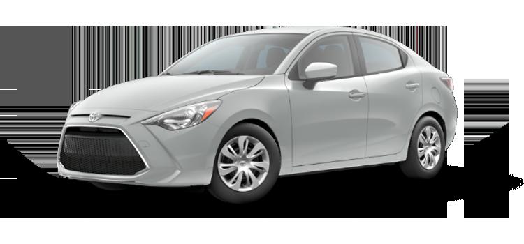 2019 Toyota Yaris 4-Door XLE Auto Sedan