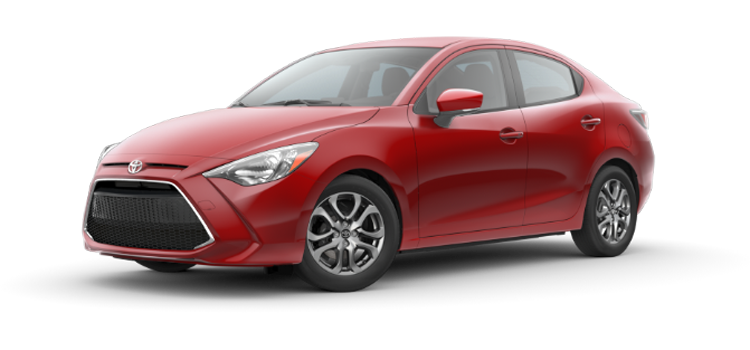 2019 Toyota Yaris Automatic LE Sedan