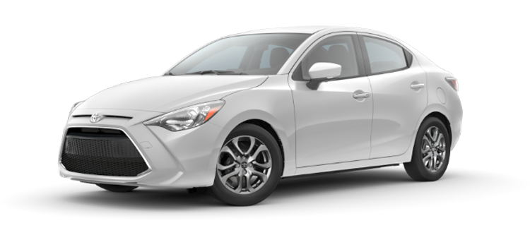 2019 Toyota Yaris 4-Door LE Auto Sedan