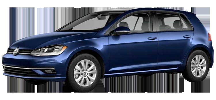 2019 Volkswagen Golf TSI SE 4-Door 4D Hatchback