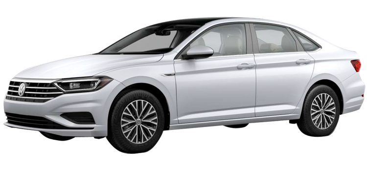 2019 Volkswagen Jetta SEL 4D Sedan