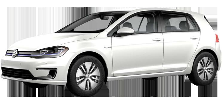 2019 Volkswagen e-Golf SEL Premium 4D Hatchback