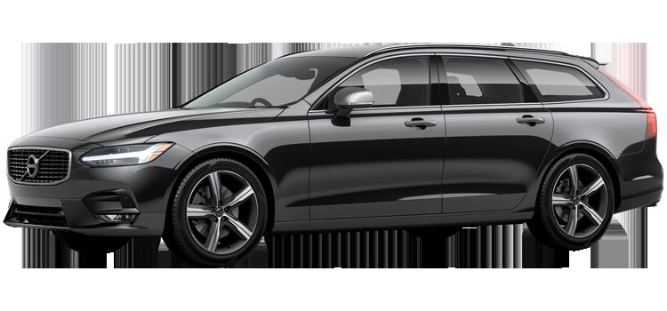 2019 Volvo V90 T5 Fwd R Design 4 Door Fwd Wagon 8a Standardequipment