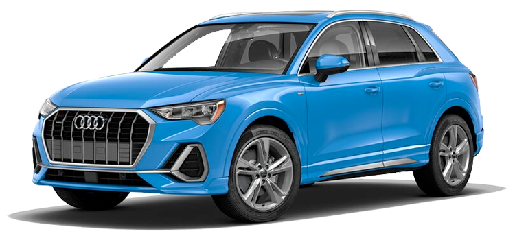 2020 Audi Q3 4D Sport Utility