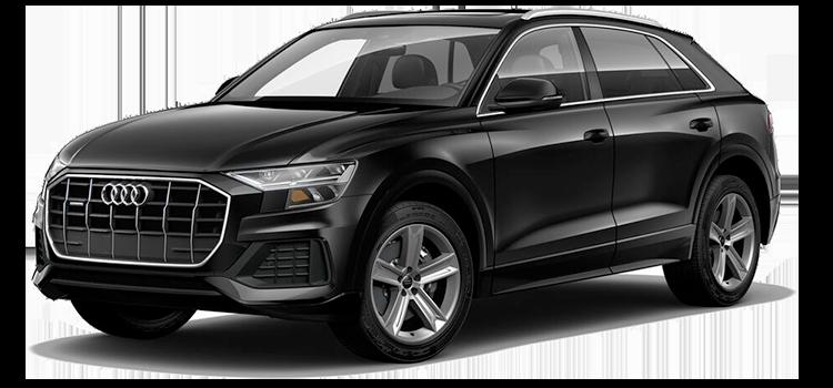 2020 Audi Q8 55 Premium 4D Sport Utility