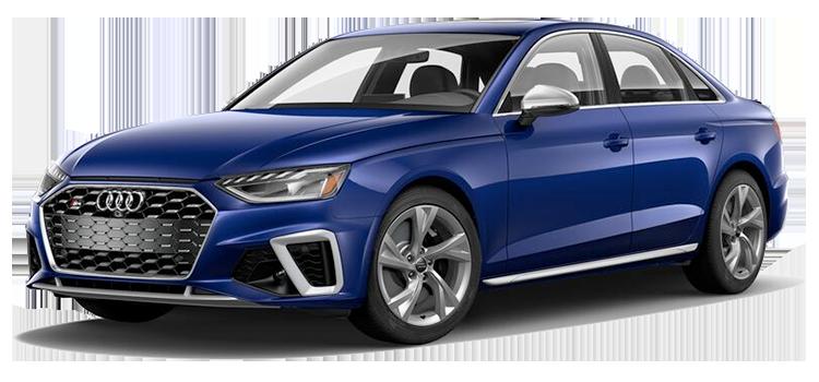 2020 Audi S4 3.0T Premium 4D Sedan