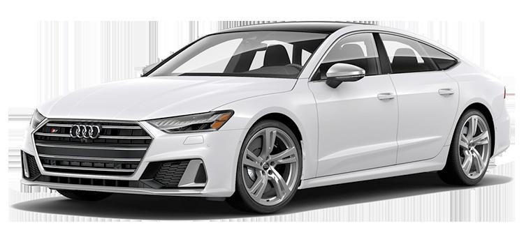 2020 Audi S7 2.9T 4D Hatchback