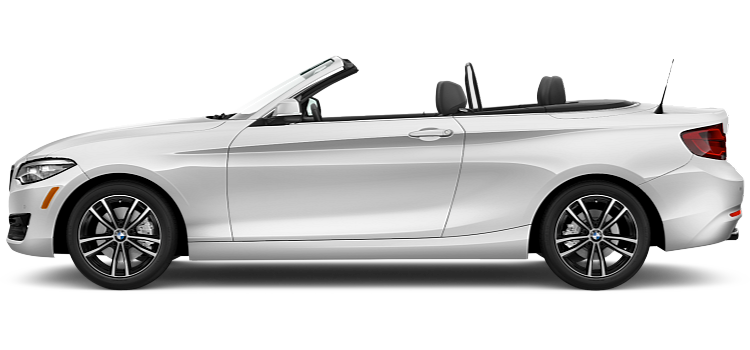 2020BMW2 Series Convertible