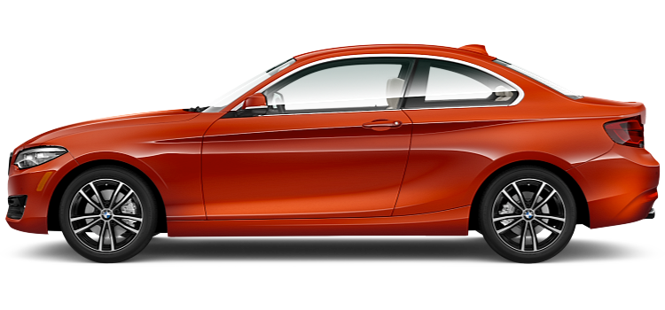 2020BMW2 Series Coupe
