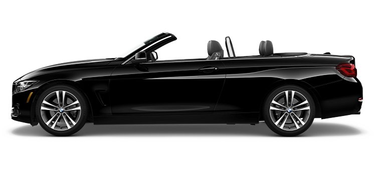 2020BMW4 Series Convertible