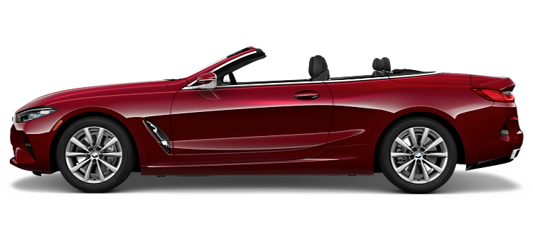 2020BMW8 Series Convertible