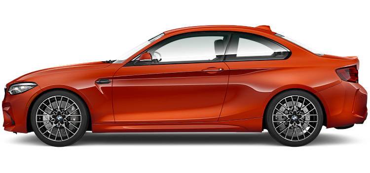 2020BMWM2 Competition Coupe