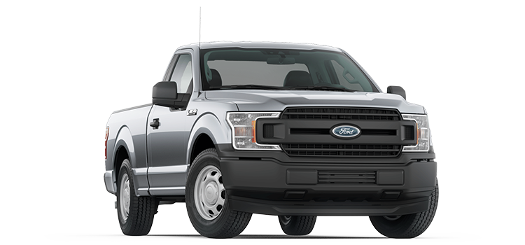 2020 Ford F-150 Regular Cab 6.5