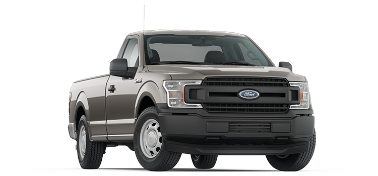 2020 Ford F-150 Regular Cab 8
