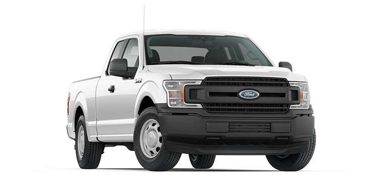 2020 Ford F-150 SuperCab 6.5