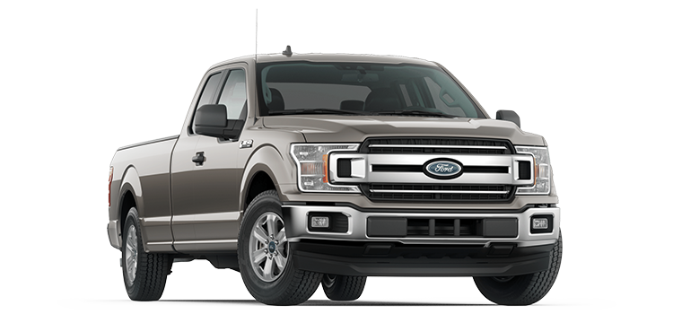 2020 Ford F-150 SuperCab 8