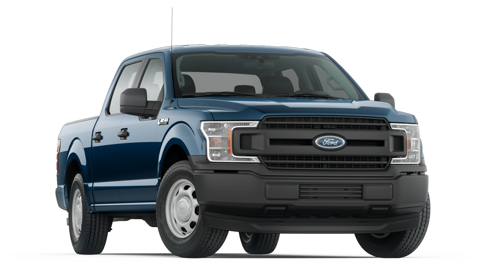 2020 Ford F-150 SuperCrew 5.5