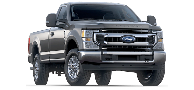 2020 Ford Super Duty F-250 Regular Cab 8