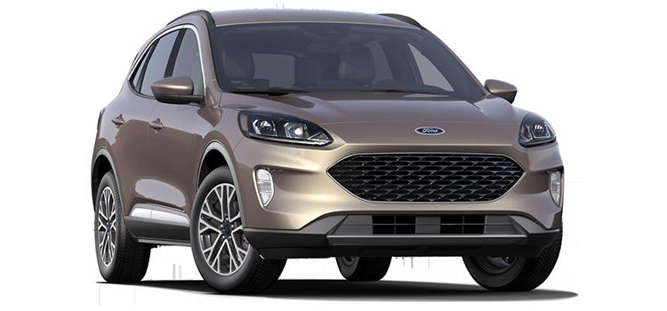 2020 Ford Escape SEL 2.0L