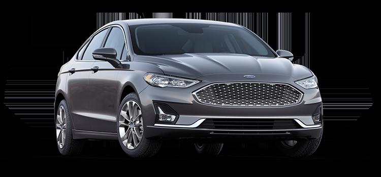 2020 Ford Fusion Energi Plug-In Hybrid Titanium