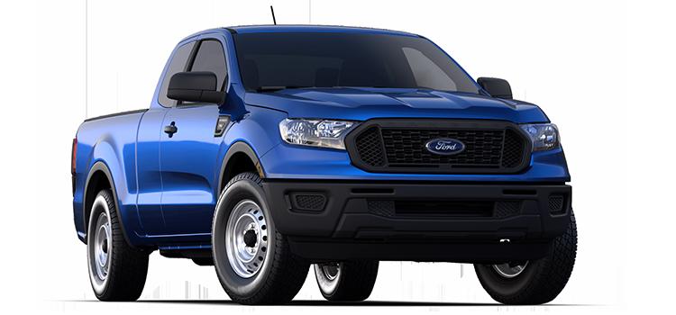 2020 Ford Ranger SuperCab