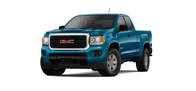2020 GMC Canyon Extended Cab