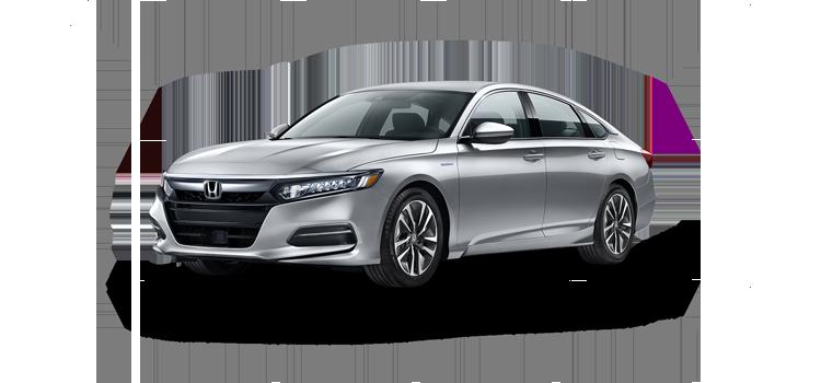2020 Honda Accord Hybrid 4D Sedan