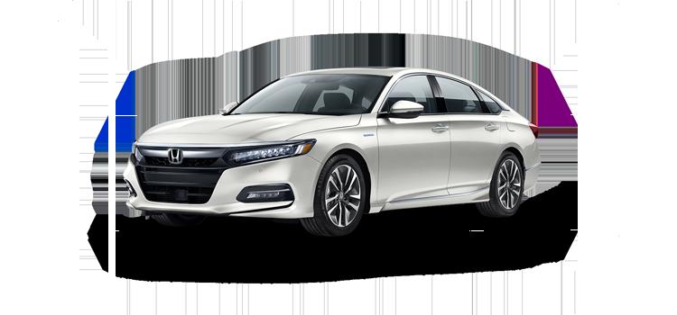 2020 Honda Accord Hybrid Touring 4D Sedan