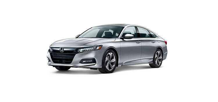 2020 Honda Accord EX-L 2.0T 4D Sedan