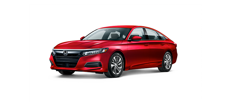 2020 Honda Accord LX 4D Sedan