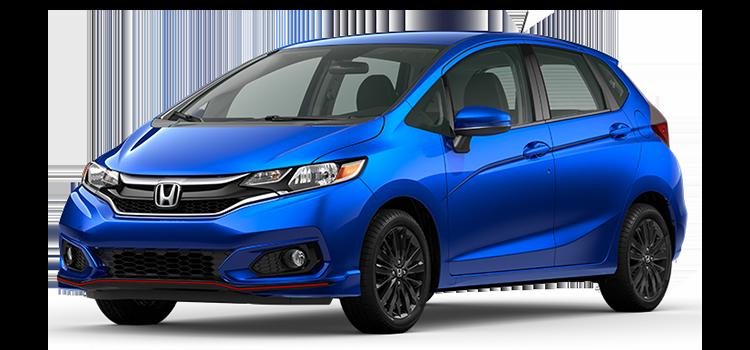 2020 Honda Fit Sport 4D Hatchback